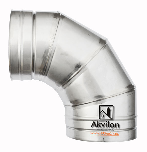 Single Wall Flue Liner System Stainless Steel Single Wall